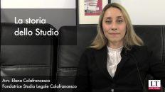 Studio Legale Colafrancesco - Avvocato Elena Colafrancesco