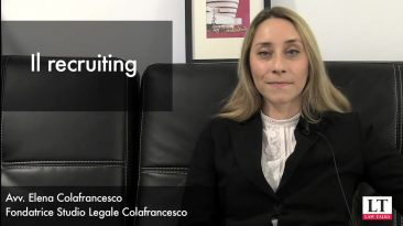 Studio Legale Colafrancesco il recruiting